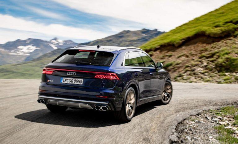 Audi hofft auf Stabilisierung der Absatzsituation