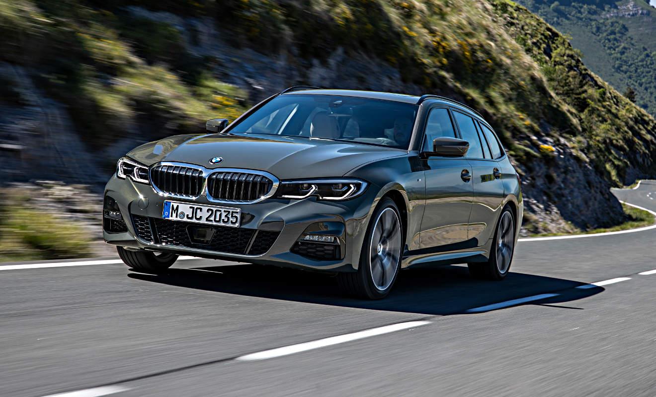 BMW 3er Touring: Kombi für Dynamiker - Autogazette.de