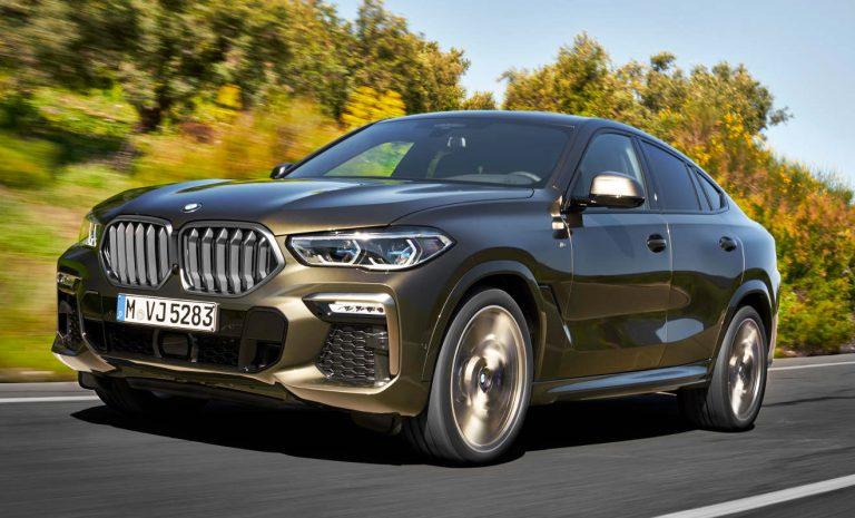 BMW X6: Liebling der Autodiebe