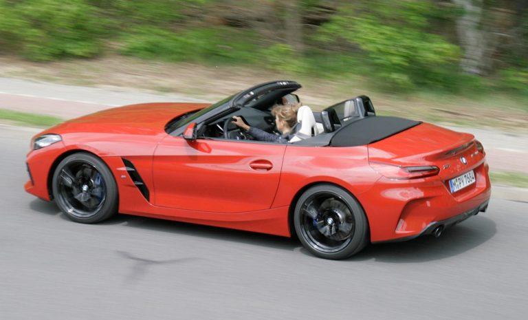 BMW Z4: Offen durch den Sommer