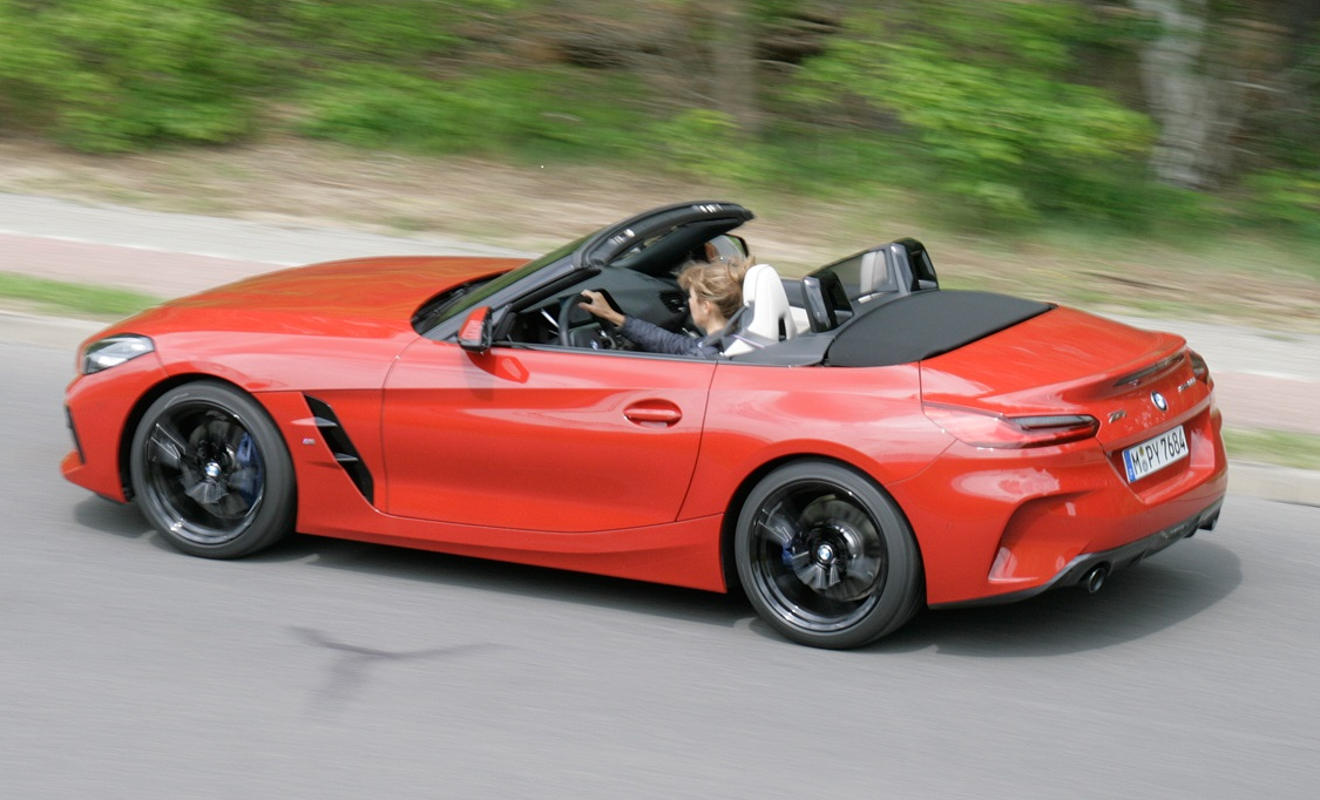 2020 BMW Z4 Roadster Research New