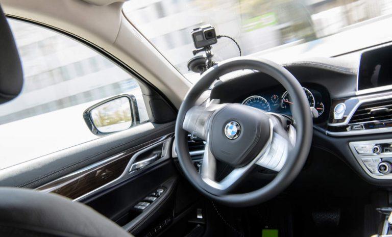 BMW und Tencent kooperieren beim autonomen Fahren