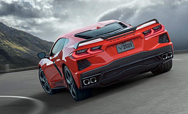 Chevrolet Corvette C8: Voll auf Angriff konzipiert