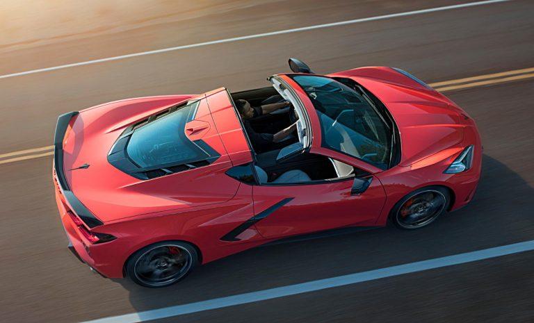 Chevrolet Corvette: Radikaler Bruch
