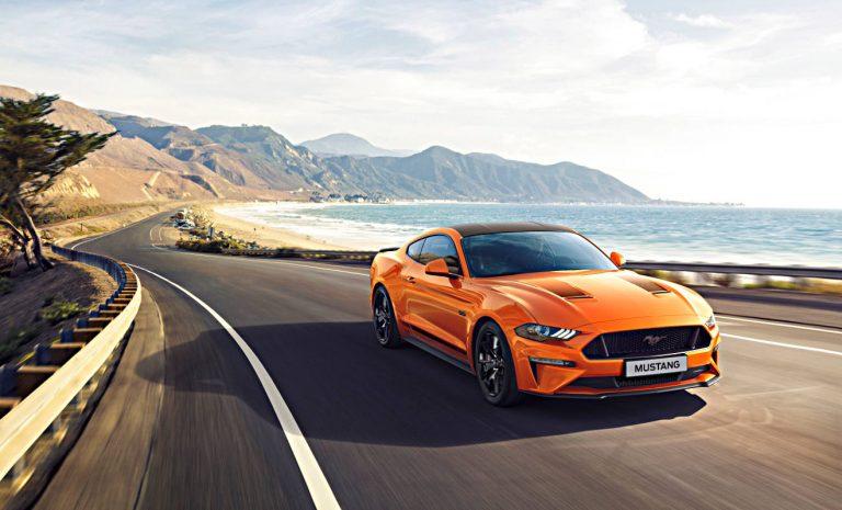Ford Mustang kommt als Sondermodell