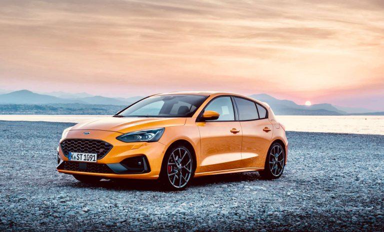 Ford Focus ST: Er lässt es so richtig krachen