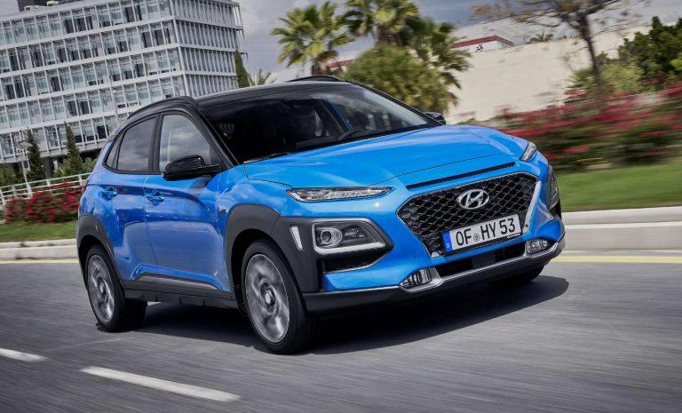 Hyundai Kona Hybrid kostet 26.900 Euro