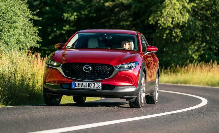 Mazda CX-30: Eleganter Lückenfüller