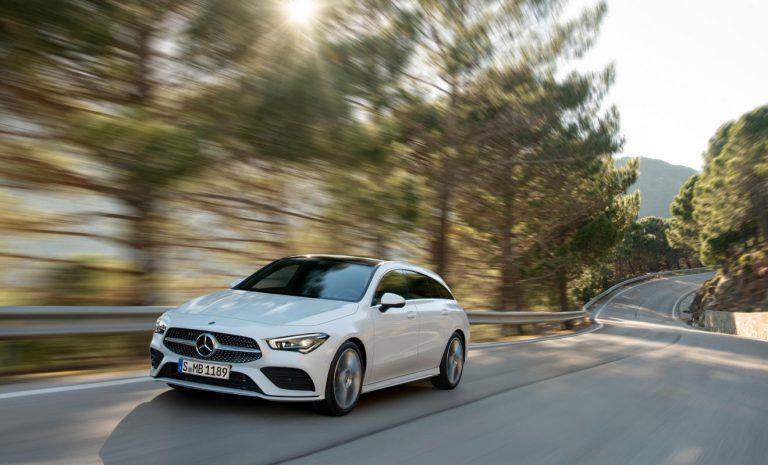 Mercedes CLA Shooting Brake: Erwachsen geworden