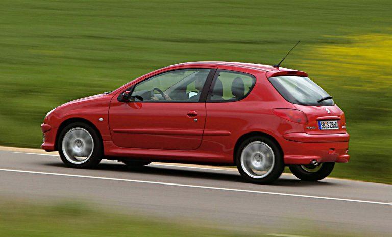 Peugeot 206: Als Gebrauchter mit einigen Marotten