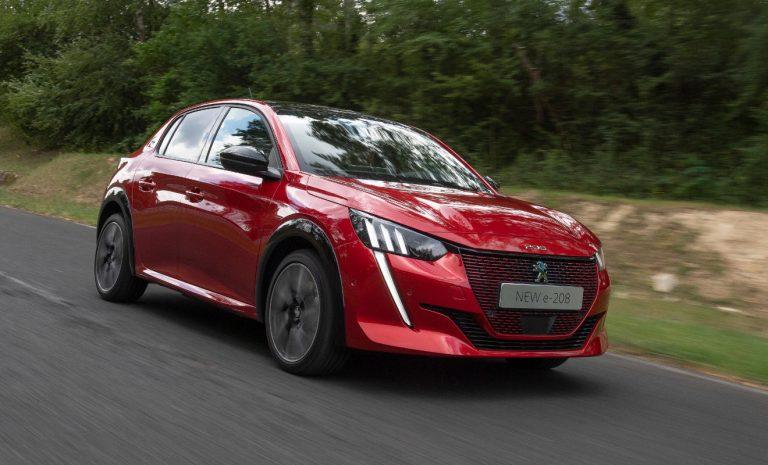 Peugeot e-208: Spaß am stromern