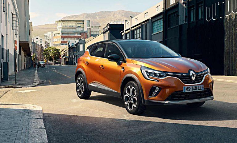 Renault Captur: Neuauflage des Klein-SUV