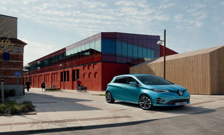 Renault Zoe: Mehr Reichweite zum gleichen Preis