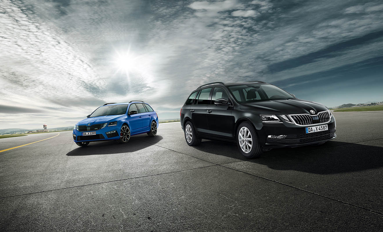 ABT's Skoda Octavia RS Debuts With 315HP | Carscoops | Skoda ...