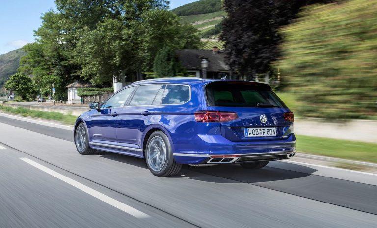 VW Passat Variant: Update für Familie und Flotte