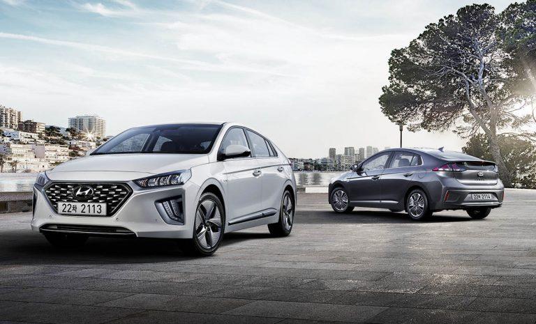 Hyundai Ioniq Hybrid: Aufgefrischt auf Kundenjagd