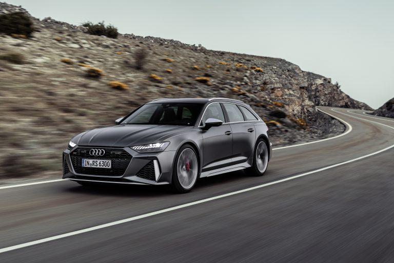 Audi RS6 Avant: Power-Kombi mit 600 PS