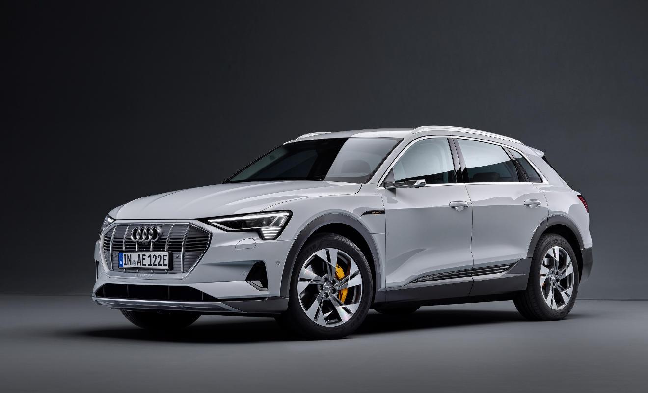 Elektroauto - Audis e-tron-Familie wächst