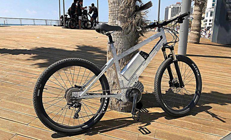 E-Bikes von Avial: Mit Nieten ins Gelände