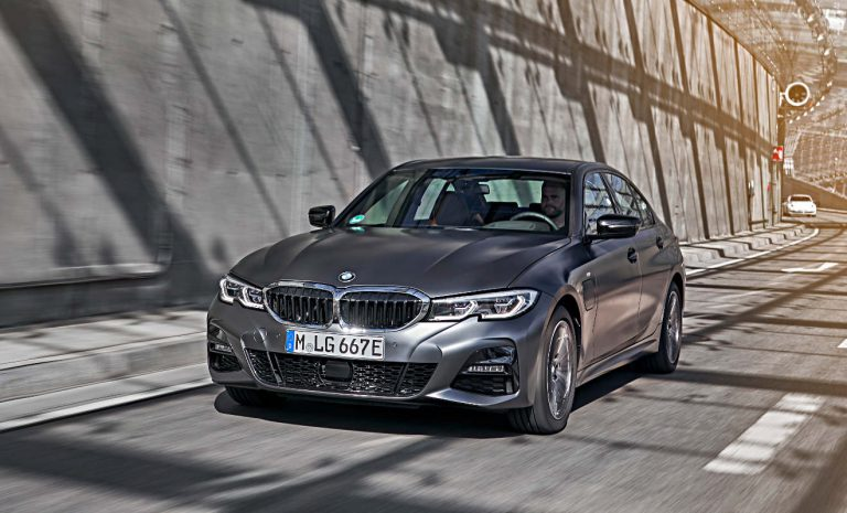 BMW 330e: Sparen mit Spaßfaktor