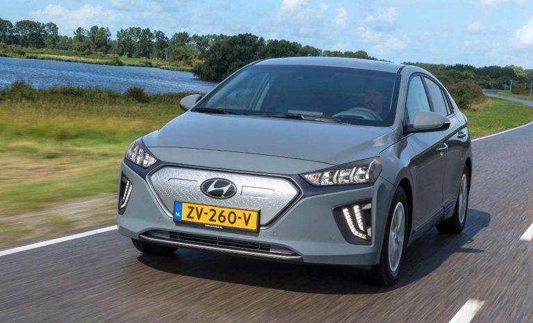 Hyundai Ioniq Elektro: Ein deutlicher Sprung