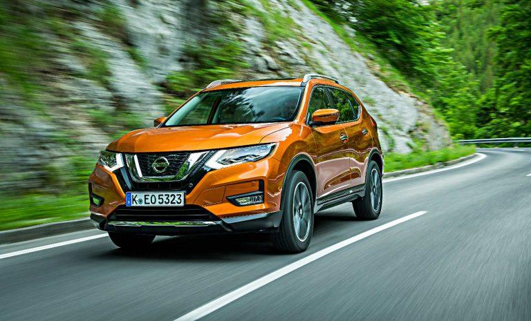 Nissan X-Trail: Überzeugender Auftritt