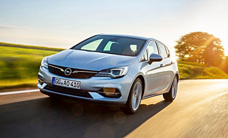 Opel Astra: Effizienz als Kaufargument