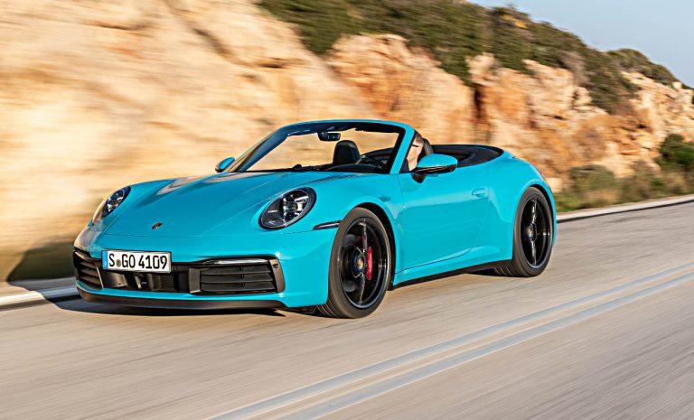 Porsche 911 Carrera S Cabrio: Wunschlos glücklich