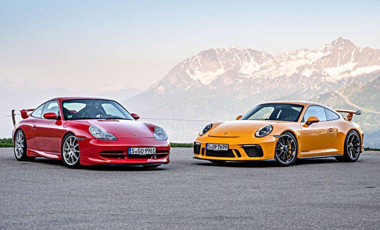 Porsche 911 GT3: Längst ein Kultobjekt