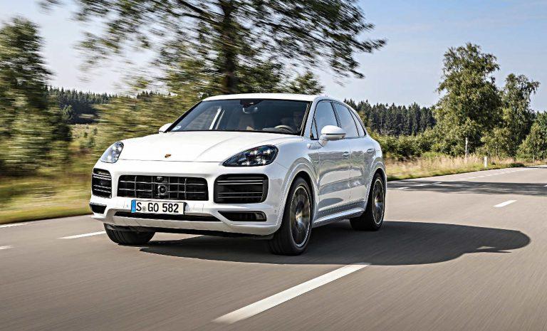 Porsche nach neun Monaten mit Absatzplus