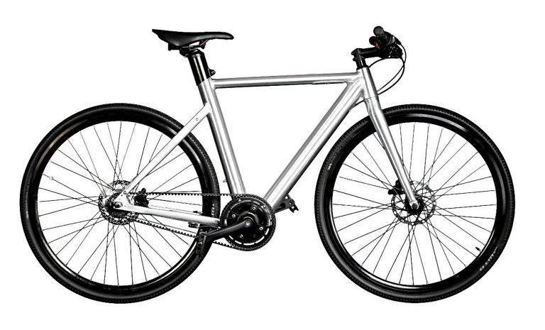 Asfalt LR: Design-Pedelec aus der Schweiz