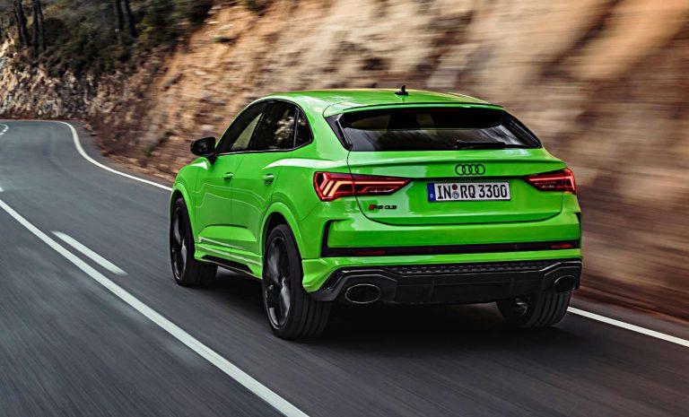 Audi RS Q3: Sportlichkeit auf die Spitze getrieben
