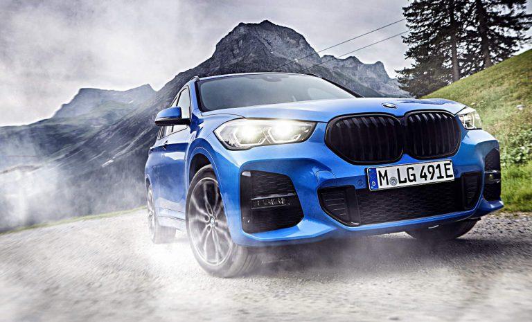 BMW X1: SUV bekommt Plug-in-Hybrid