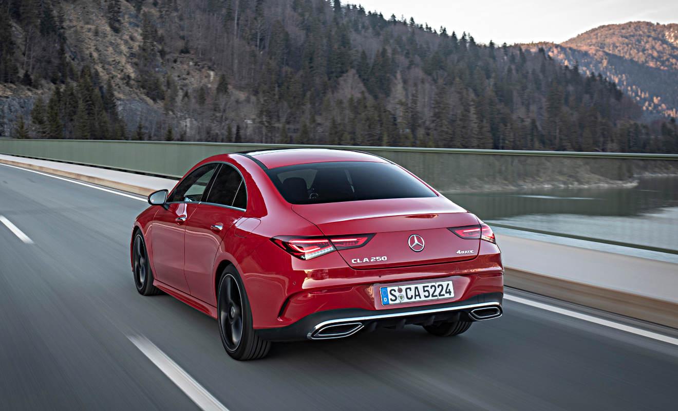 2020 Mercedes CLA 250 Release Date