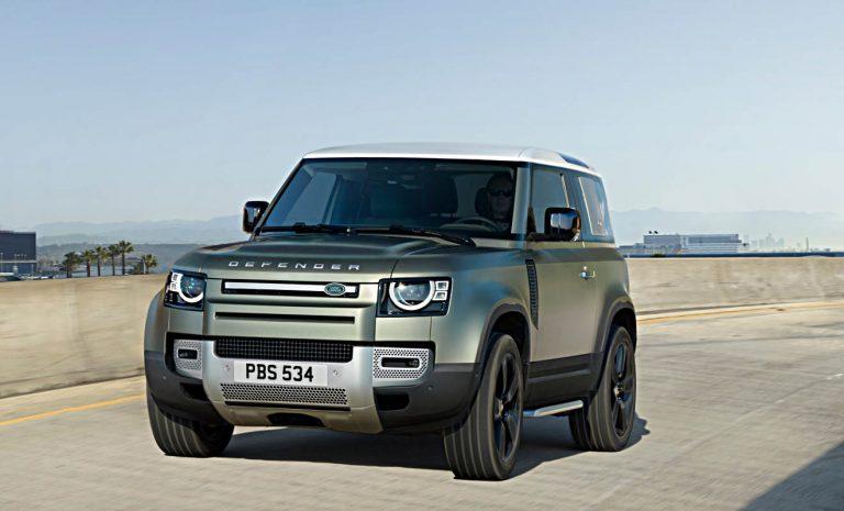 Land Rover Defender: Angekommen in der Neuzeit