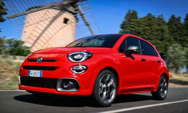 Fiat 500X Sport: Auf dynamisch getrimmt