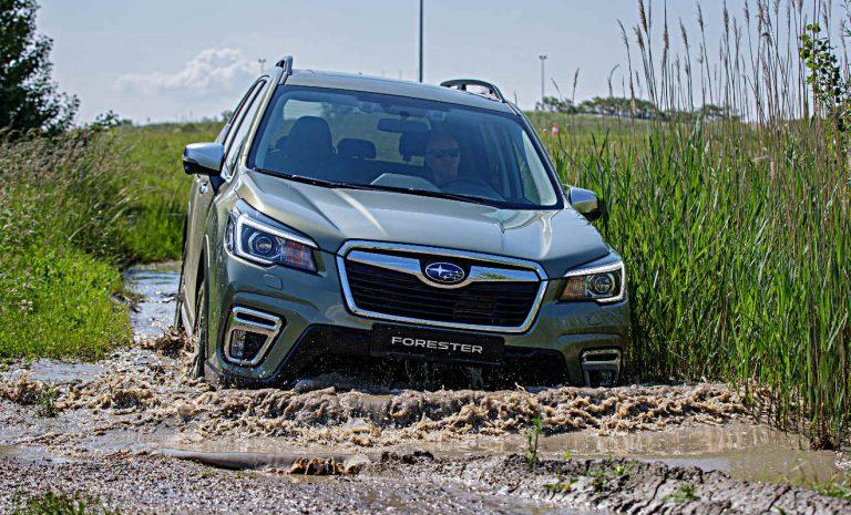 Subaru Forester 2.0ie: Ein SUV mit e-Boxer