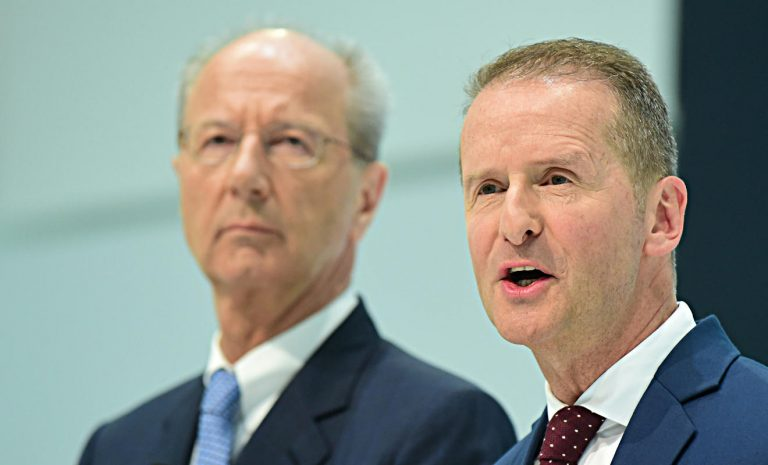 Staatsanwaltschaft klagt VW-Führungsspitze an
