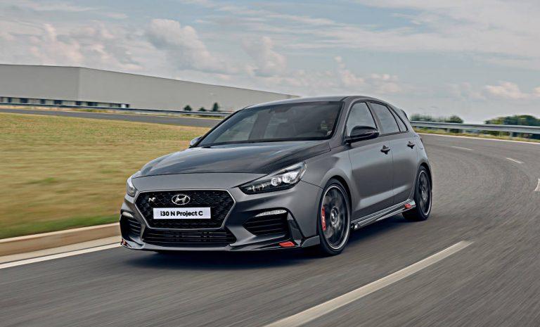 Hyundai i30 N: Nachgeschärfter Kompaktsportler
