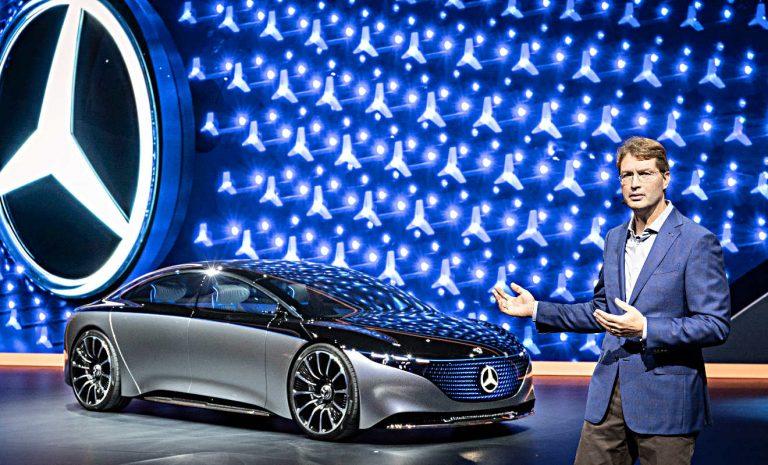 Daimler-Chef Källenius: Auch wir sind ungeduldig