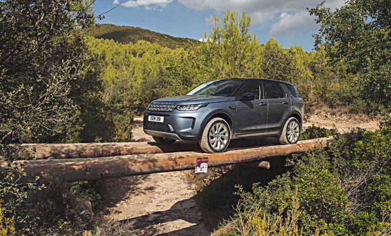 Land Rover Discovery Sport: Kann mehr als nur kraxeln