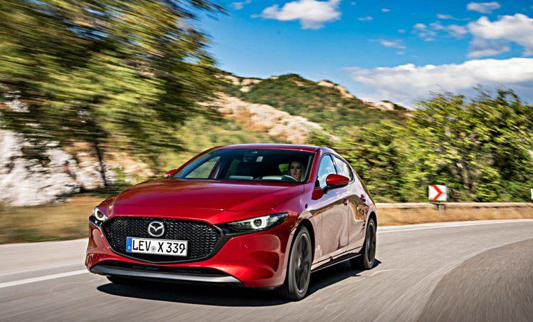 Mazda 3 Skyactiv-X: Abseits des Mainstreams