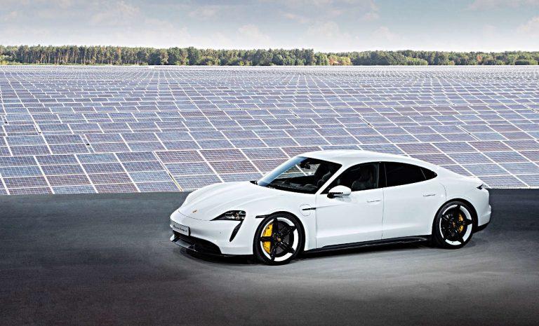 Porsche Taycan: Beginn einer neuen Ära