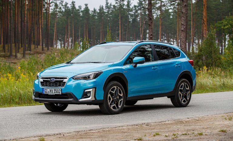 Subaru XV: Auf Effizienz getrimmt