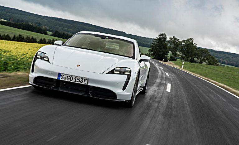 Porsche Taycan: Faszinierend schnell