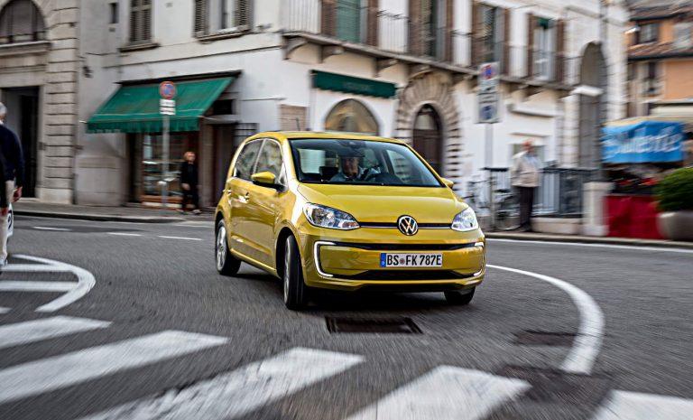 VW e-up: Stromer mit Überraschungseffekt