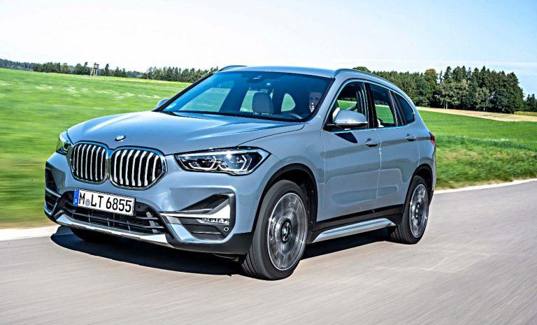 BMW X1: Facelift für den Bestseller