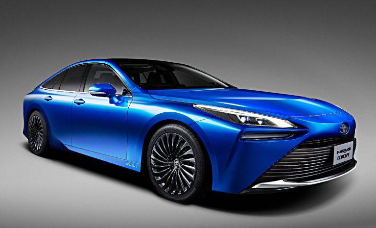 Neuer Toyota Mirai: 30 Prozent mehr Reichweite