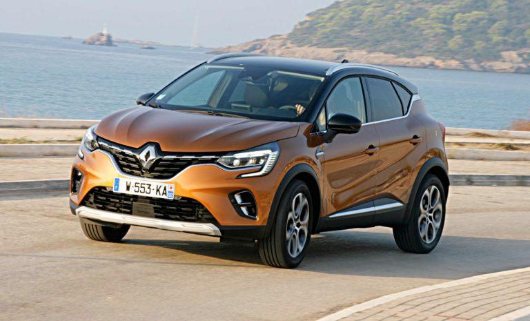 Renault Captur: Ein starker Auftritt