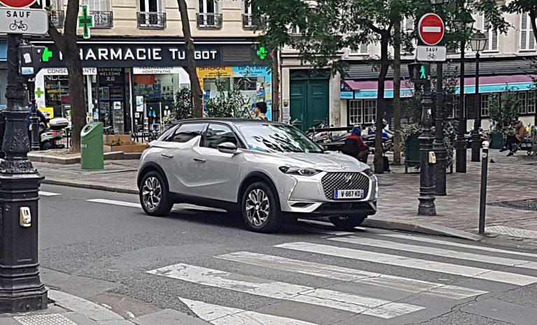 DS3 Crossback E-Tense: Lautlos durch Paris